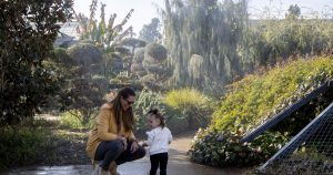 Nothing beats the kid-friendly gardens at the Huntington: Four Hours