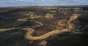 Post fires, is climate change a rising concern in Australia?