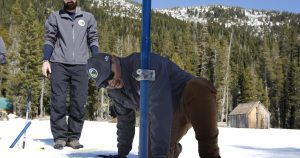 California snowpack depleted amid what could be a record-dry February