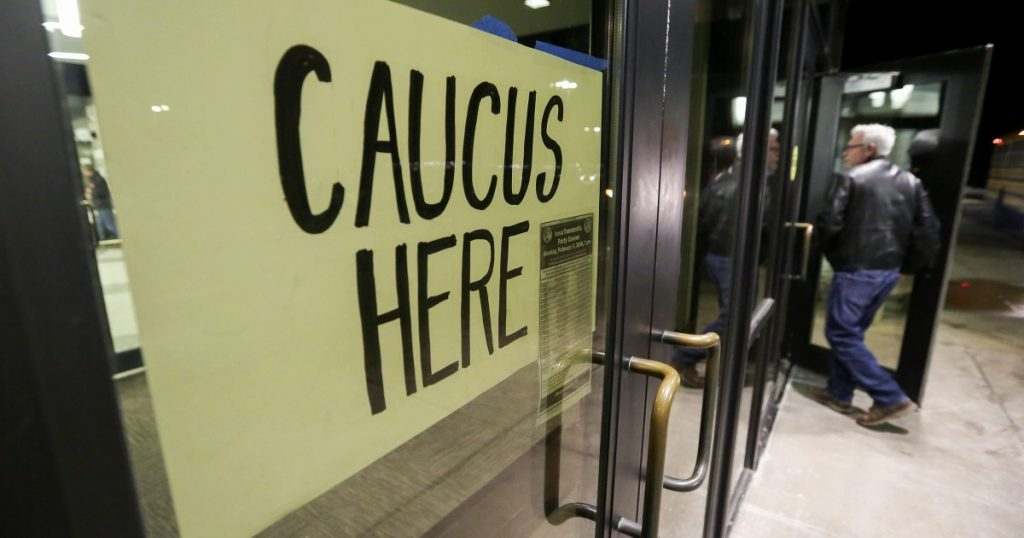 Tech firm started by Clinton campaign veterans is linked to Iowa caucus reporting debacle
