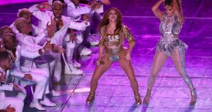 Super Bowl fashion: The standout looks from the halftime show