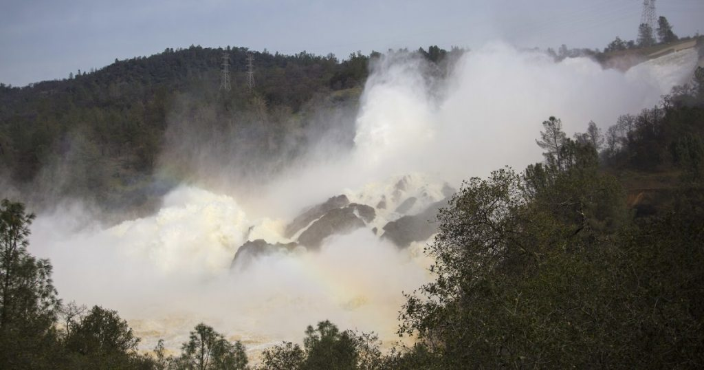FEMA reverses itself, OKs funds for Oroville Dam repairs