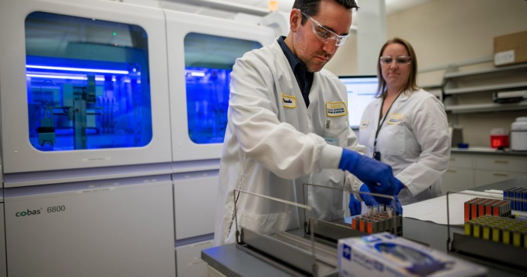 Google site might get you a coronavirus test -- if you aren't sick