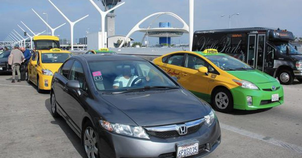 Taking an Uber or Lyft pollutes more than driving, California finds. Next stop: Regulations