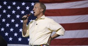 Clean energy can be a 'huge job creator' as economy recovers, Tom Steyer says