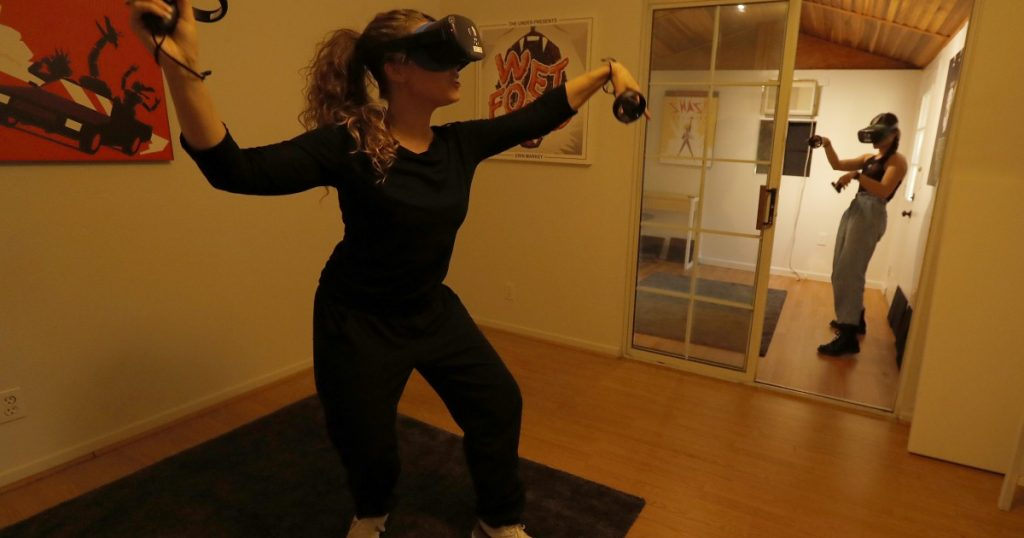 Coronavirus effect: Actors at home inhabit live VR theater