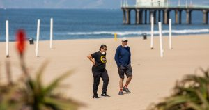 Coronavirus and beaches: Is swimming in the ocean safe?