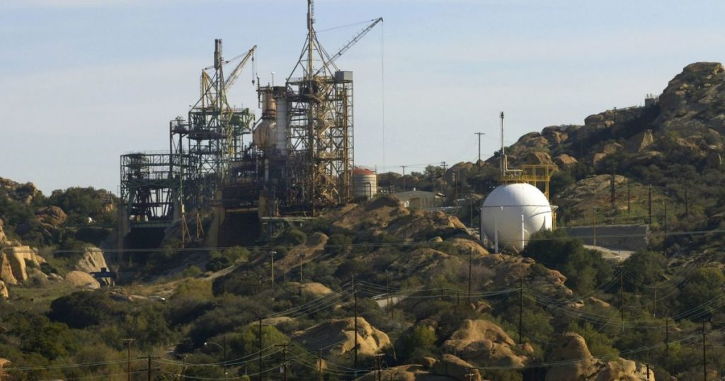 Cleanup to resume at troubled Santa Susana Field Laboratory site