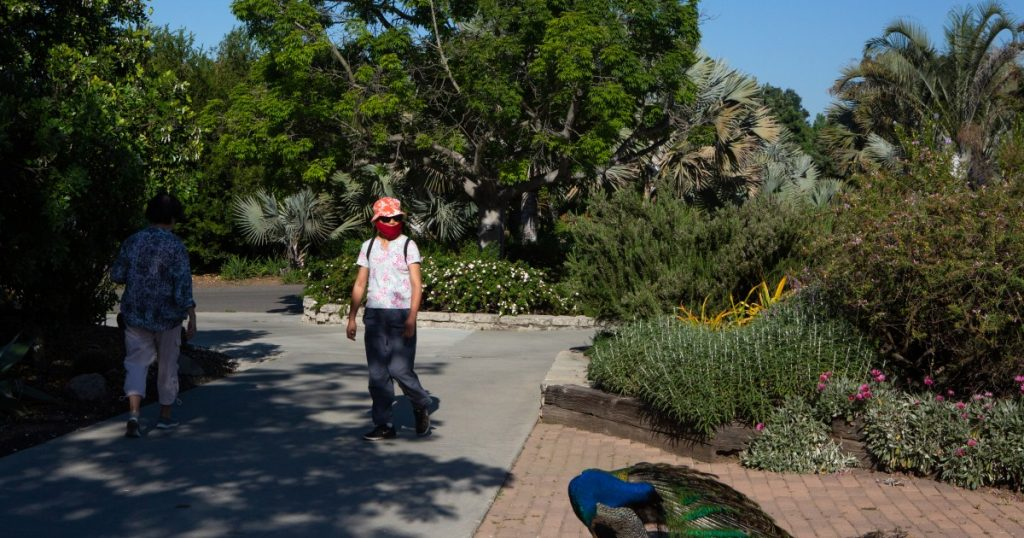 California reopening: L.A. County Arboretum leads outdoor sites
