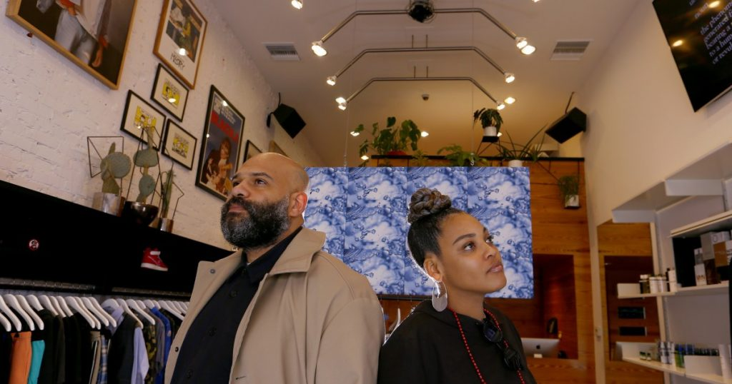 L.A. black-owned businesses are open, seek support