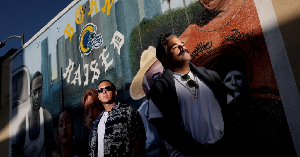 Born X Raised L.A. Rams streetwear sells out in minutes
