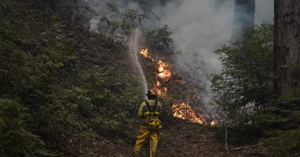 Does California have the resources to fight Bay Area fires?