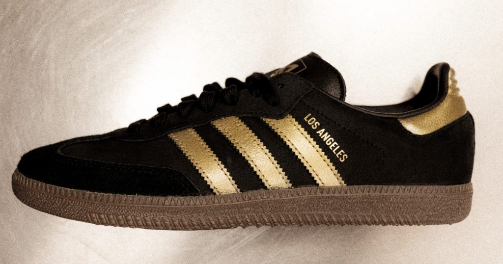 LAFC Adidas soccer-inspired sneaker collab coming Aug. 22