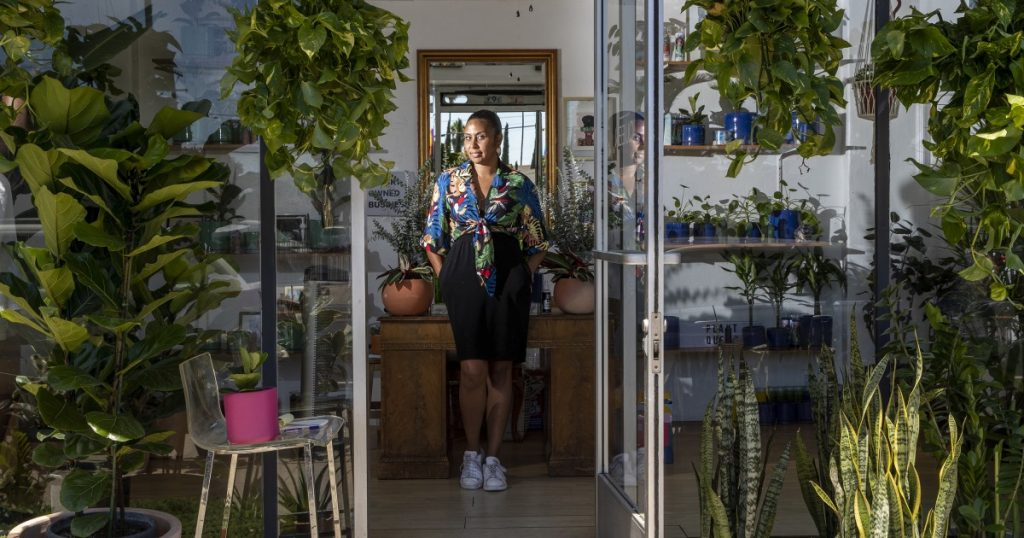 L.A. Black-owned boutique pivots to houseplants amid COVID-19