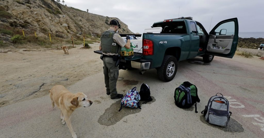 45 charged with poaching White Point tide pools in San Pedro