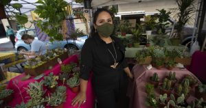 Boyle Heights plant shop the L.A. Garden