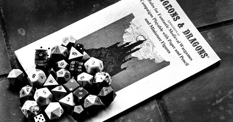 Dungeons & Dragons is moving online amid coronavirus