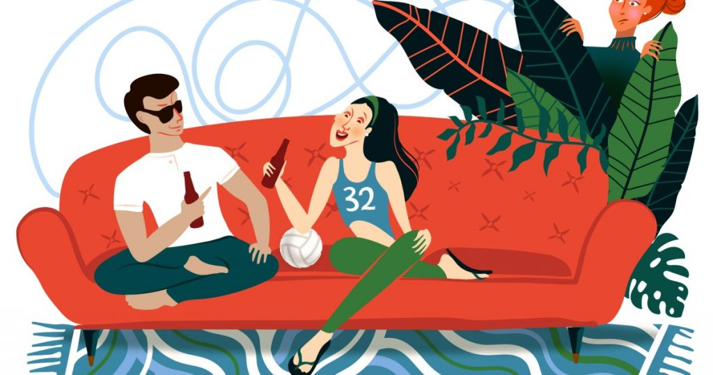 L.A. Affairs: I wasn't trying to make her jealous. Or was I?