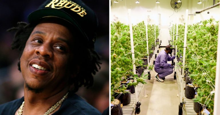 Jay-Z set to launch cannabis brand called Monogram