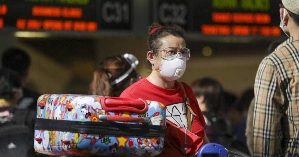 Amid the COVID-19 pandemic, how is LAX air quality?