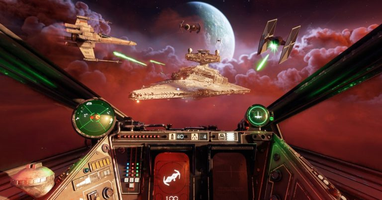 Are the best 'Star Wars' stories now in video games?