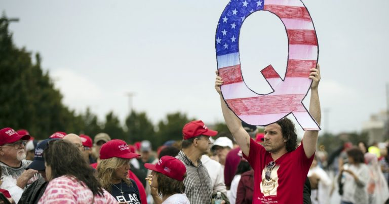 Facebook institutes sweeping ban on QAnon. Will it work?
