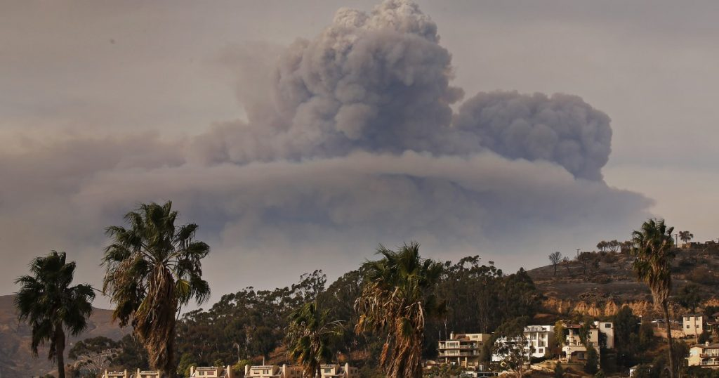 California fire analysis: What are pyrocumulus clouds?
