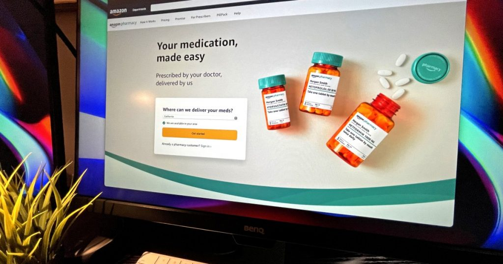Should Amazon's drugstore know your medical condition?