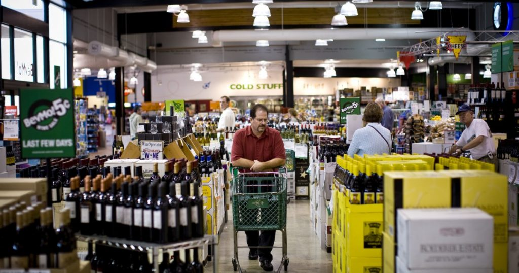 BevMo acquired in $350-million deal as booze deliveries surge
