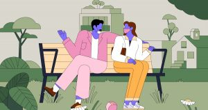 L.A. Affairs: Our first date was over when he refused to pull up his face mask