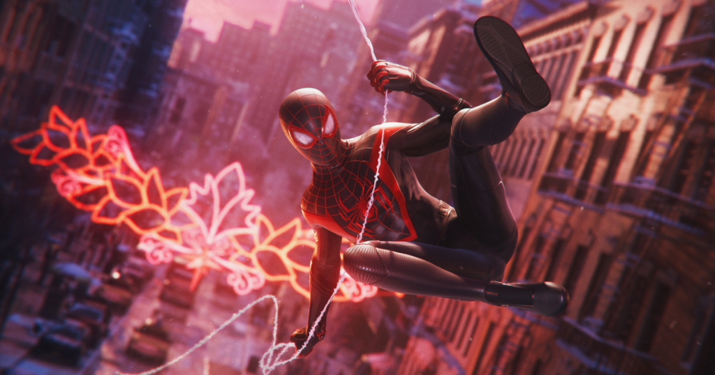 PS5's Spider-Man: Miles Morales has complicated cop feelings