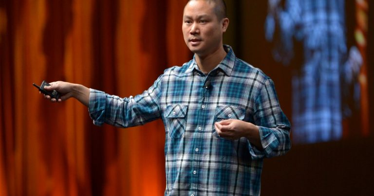 Tony Hsieh is gone, but his Vegas vision is finding new life