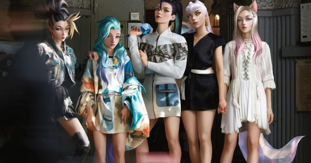 Amid COVID-19, fashion brands experiment with video games