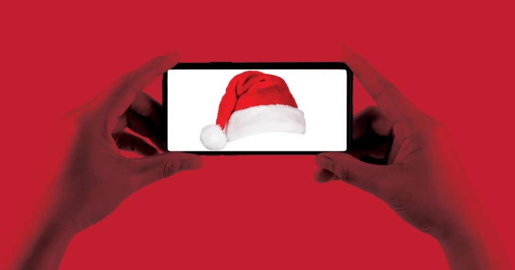 How to get Santa photos in L.A. for Christmas 2020