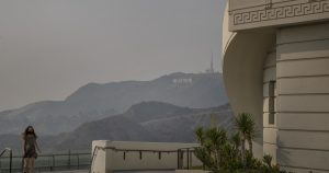 2020 L.A. air quality: Southern California pollution analysis