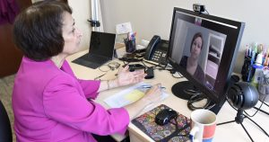 What you need to know about therapy over video, text