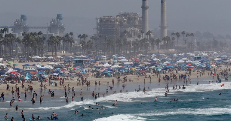 2020 ties 2016 as hottest year on record