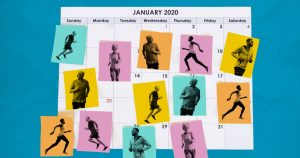 IG running clubs can help your 2021 New Year resolutions