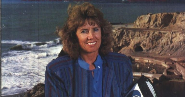 For decades, she's been the unsung hero of California's coast
