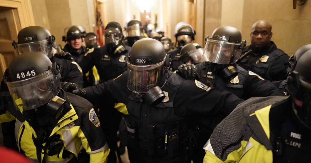 Using facial recognition on Capitol rioters could harm others