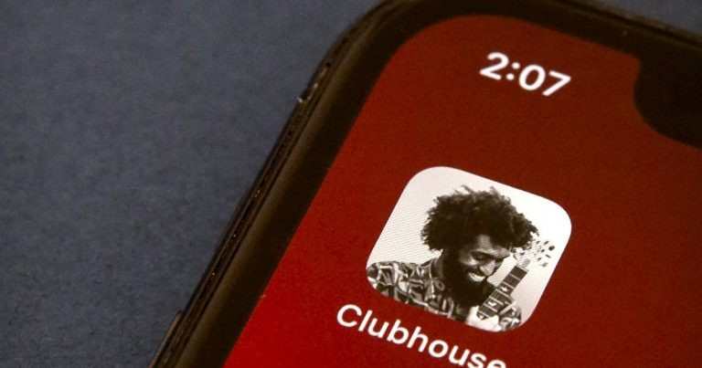 Clubhouse users spend hours on the app. What's the appeal?