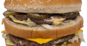 A small shift to plant-based burgers could have big impact