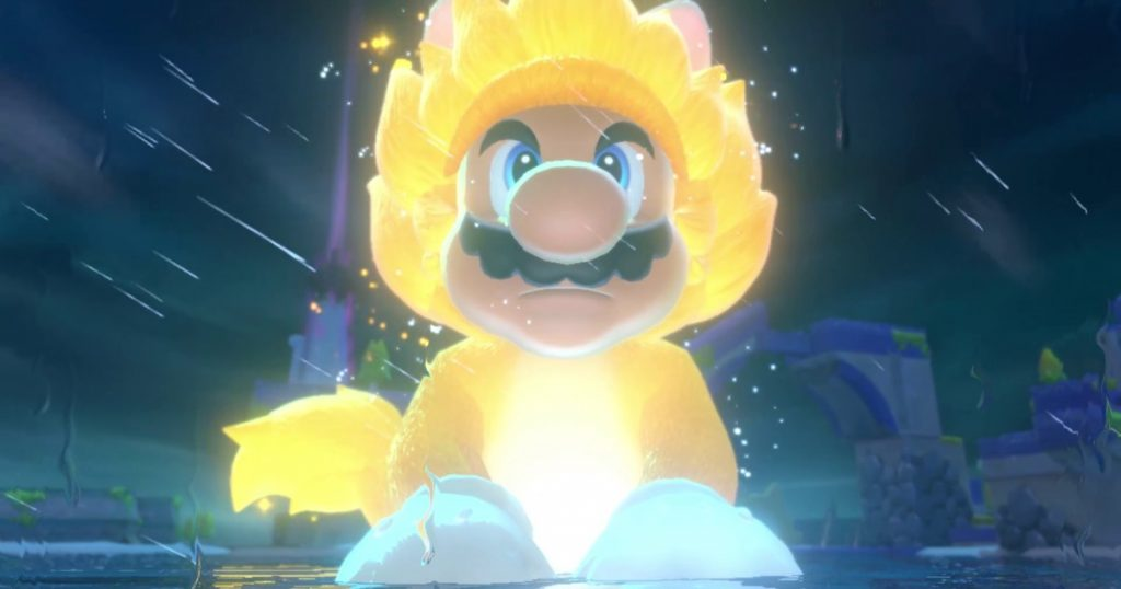 Meme-ready cats meet the moment in an underplayed Mario game