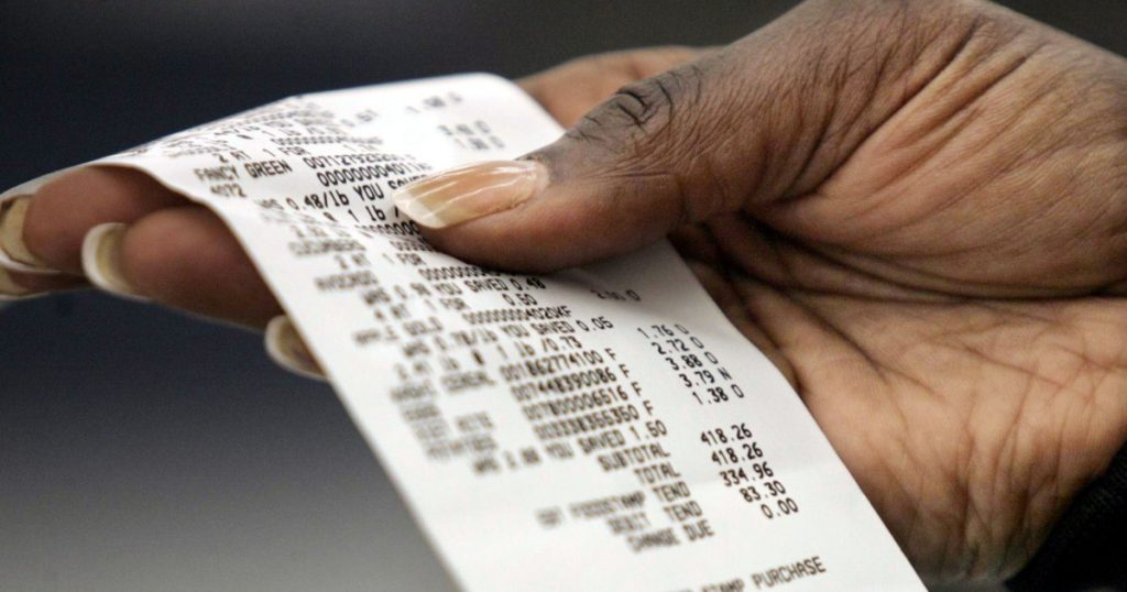 Privacy or the environment: The debate over paper receipts