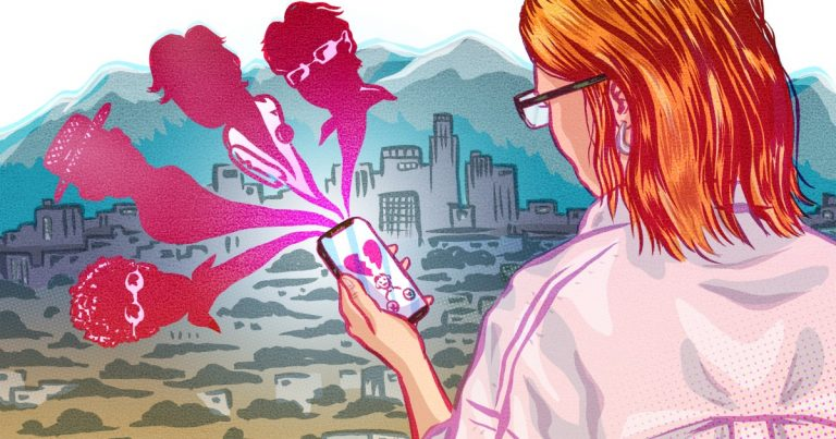 L.A. Affairs: Why does dating at 67 feel like high school all over again?