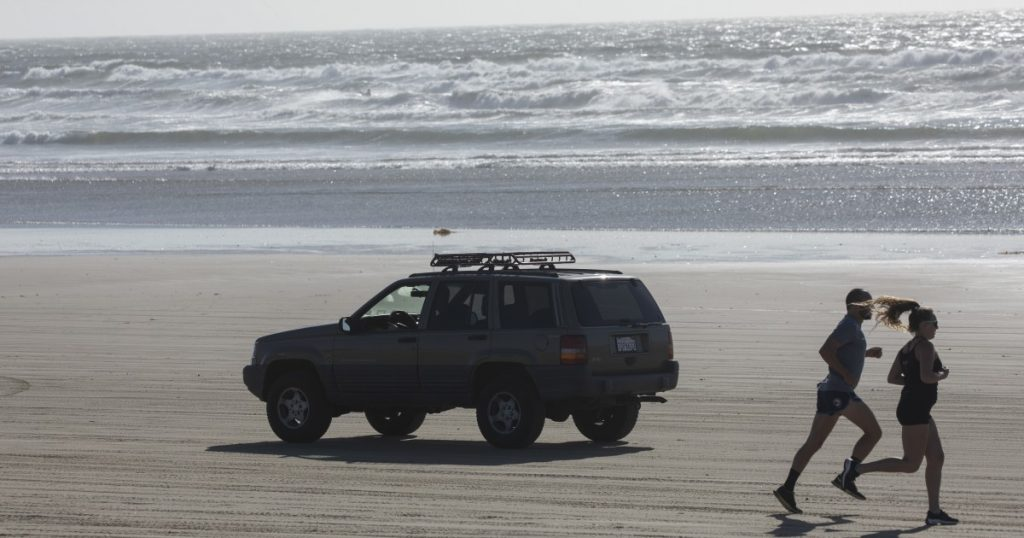 Off-roading to be banned at Oceano Dunes within three years
