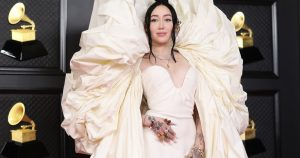 2021 Grammys: Fashion from the red carpet