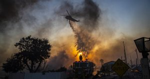 California unveils sweeping wildfire prevention plan