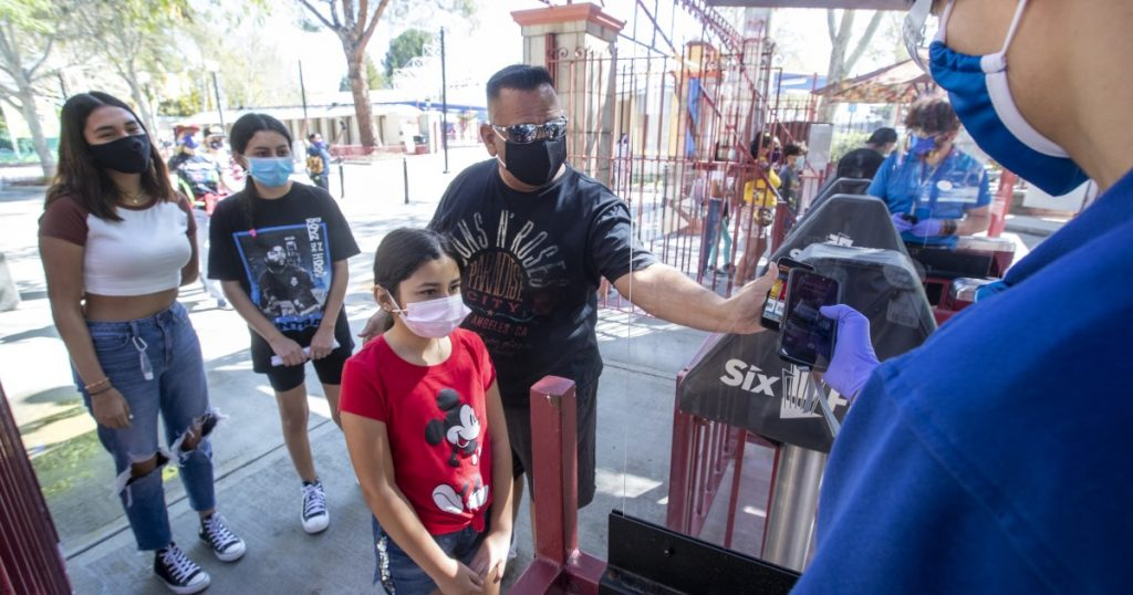Disneyland reopening: How COVID-era theme parks cut crowding