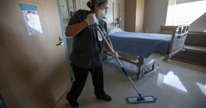 California COVID-19 hospitalizations lowest of pandemic